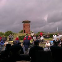 Koncert på Munkebo Bakke - juni 2013