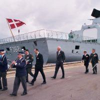 Navngivning af Fregatten Peter Willemoes - maj 2011