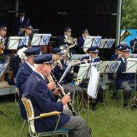 Koncert på Munkebo Bakke - juni 2012