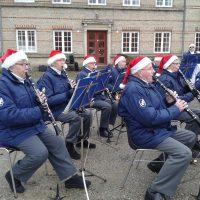 Koncert ved julemarkedet på Lundsgaard Gods - 2015